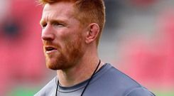 Timely warning: Roddy Grant will have Ulster on red alert for their clash against Zebre