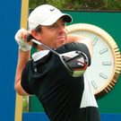 Feeling confident: Rory McIlroy believes this season has been positive