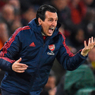 Axe falls: Unai Emery fails to get Arsenal going