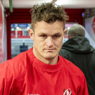 Making strides: Billy Burns can see a bright future for Ulster