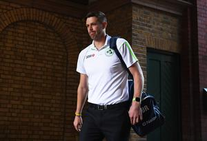 Major blow: Boyd Rankin has missed out on an Ireland contract