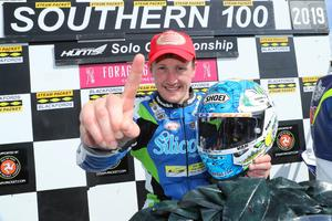 Last year: Dean Harrison won the Southern 100 Hunts Motorcycles Solo Championship Race