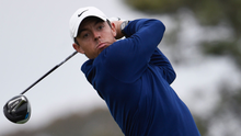 Looking ahead: Rory McIlroy, who started his season with third at Torrey Pines, can see several big hitters having a good 2020