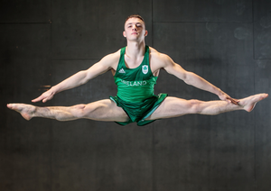 Rhys McClenaghan has Olympic gold in his sights to follow his BEM
