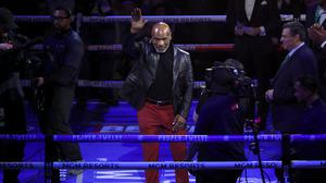 Mike Tyson will be back in the ring in September (Bradley Collyer/PA)