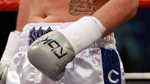 The British Boxing Board of Control announced events will resume in mid-February (Lynne Cameron/PA)