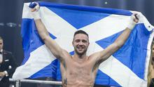Josh Taylor has a perfect professional record of 16-0, with 12 wins inside the distance (Jeff Holmes/PA)