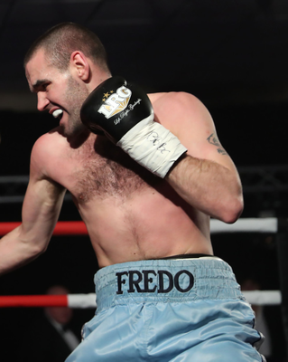 Show time: Fredo Meli knows this is a huge opportunity