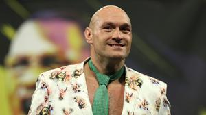 Tyson Fury hopes to fight Deontay Wilder for a third time in October (Bradley Collyer/PA)