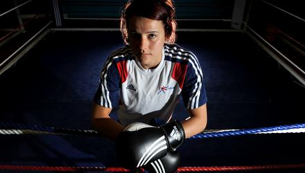 I believe Chantelle Cameron deserves a shot at Katie Taylor in her next fight