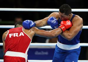 The Rio 2016 boxing tournament was mired in controversy (Owen Humphreys/PA)