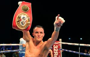 Josh Warrington recognises how important his fans are (Richard Sellers/PA)