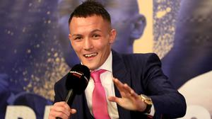 Josh Warrington's fight next month will be his first since October 2019 (Bradley Collyer/PA)