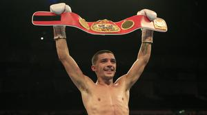 Lee Selby is a former IBF featherweight champion (Jonathan Brady/PA)