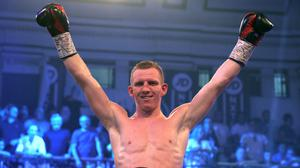Ted Cheeseman claimed a hard-fought victory (Adam Davy/PA)