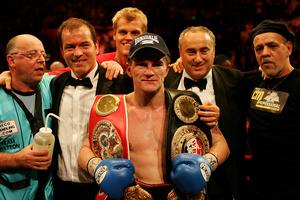 Hatton added another world title with victory against Maussa (Nick Potts/PA)