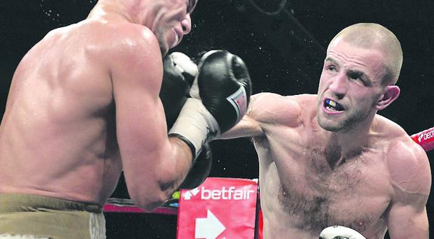 Martin Lindsay takes on Lee Selby on Saturday