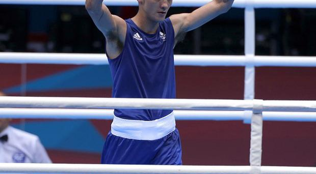 Andrew Selby excelled in Minsk