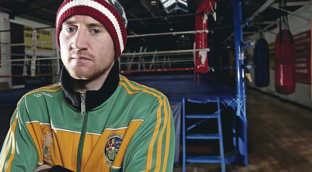 Ready to rumble: Paddy Barnes is heading to Kazakhstan with another medal in mind
