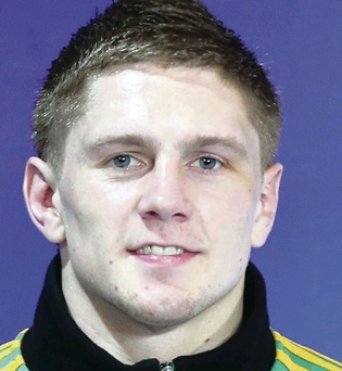 Hot talent: Jason Quigley has attracted a host of promoters