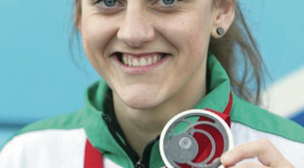 Feels like gold: Michaela Walsh believes she beat Nicola Adams