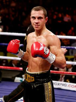 Let's rumble: Scott Quigg faces Kiko Martinez in Manchester