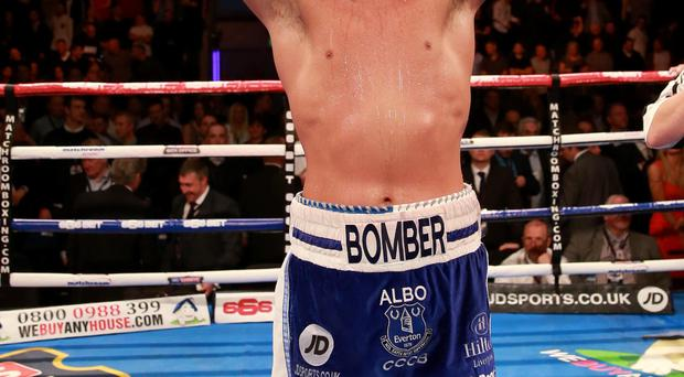 Glory bid: Tony Bellew wants world title shot