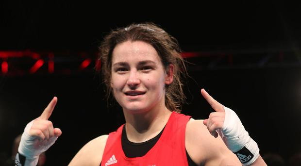 MCL Insurance Services in Coleraine said sales at 'its4women.ie' - which is advertised by Irish Olympic boxing champion Katie Taylor - had doubled in 2014