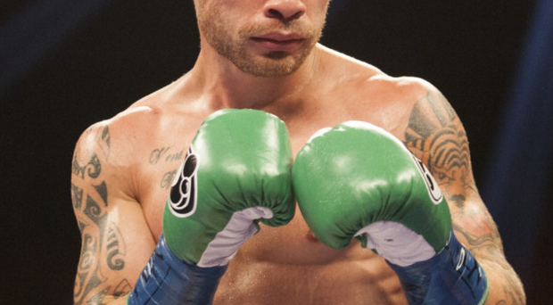 Champion: Carl Frampton