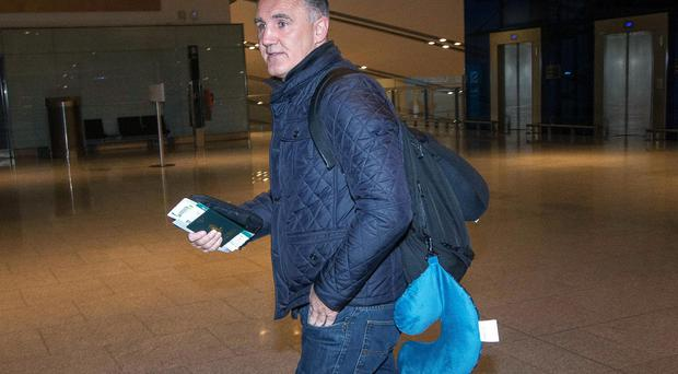 Taking flight: Billy Walsh has signed deal with USA Boxing