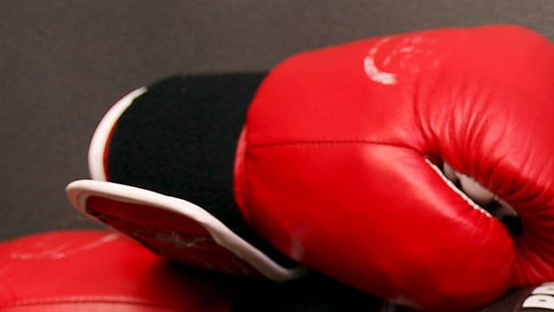 A man was killed in a shooting ahead of a boxing show