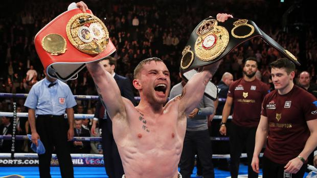 Santa Cruz geared up for Frampton fight