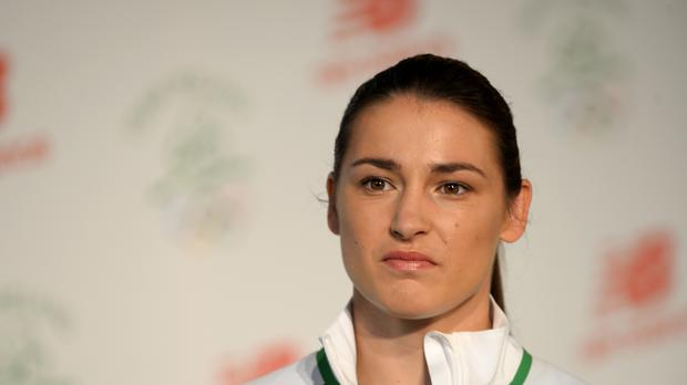 Irish boxer Katie Taylor has turned pro with Matchroom Sport