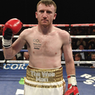 Victor: Paddy Barnes after his fight