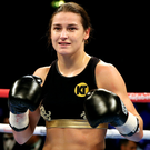 Fightin' fit: Katie Taylor