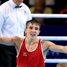 Michael Conlan's professional career got off to a fine start