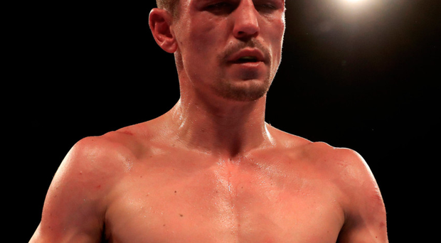 Come up short: Anthony Crolla