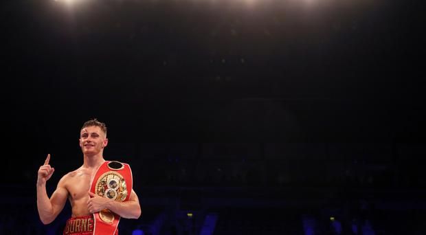 Ryan Burnett became world champion despite a farcical call from one judge