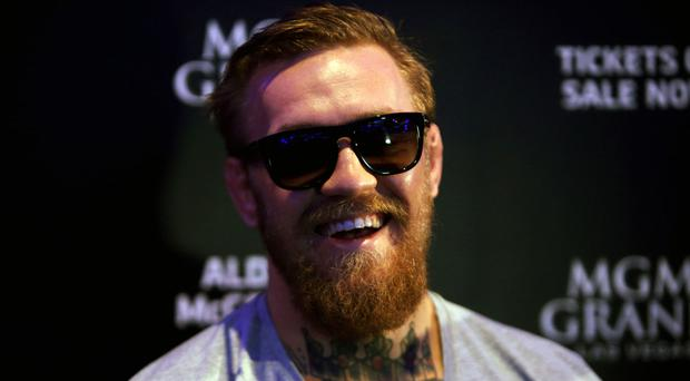 Conor McGregor is preparing to fight Floyd Mayweather