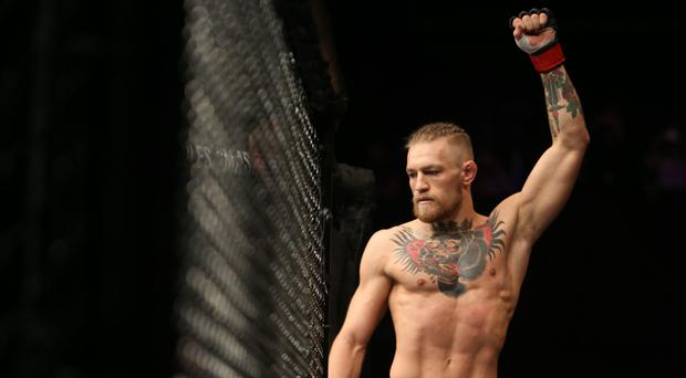 Ireland's mixed martial arts star Conor Mc Gregor will make his professional boxing debut on Saturday