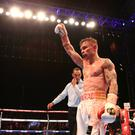 Carl Frampton has said that he would be willing to take on an MMA star, but has said that it would