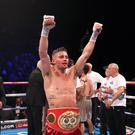 Ryan Burnett is the defending IBF bantamweight champion