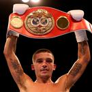 Lee Selby will defend his IBF world featherweight title in May
