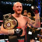 George Groves won the WBA super-middleweight world title title in May
