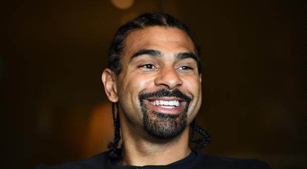 David Haye says he is in a better frame of mind for his rematch with Tony Bellew (