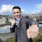 Ring master: Belfast boxer Michael Conlan is eager to reward fans with a hometown victory