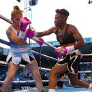 Nicola Adams won in Leeds