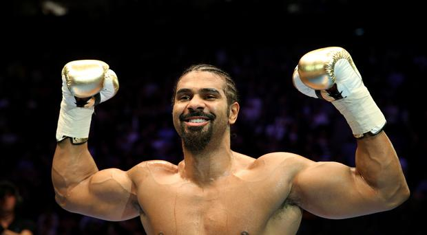 David Haye has retired (Adam Davy/PA)