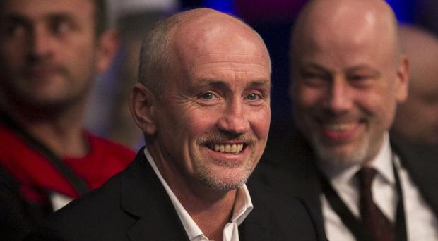 Barry McGuigan has called for an increase in free-to-air boxing (Liam McBurney/PA)