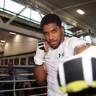 Anthony Joshua is bidding to extend his professional record to 22-0 later this month (Nick Potts/PA)